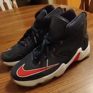 LeBron James sneakers
